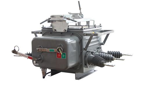 ZW20-12/T630-20型户外高压交流真空断路器