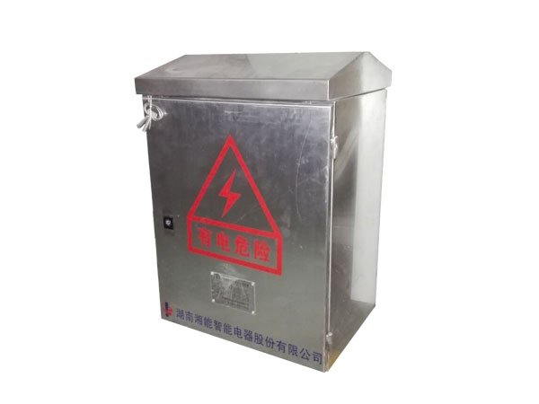 低电压线路末端电压调压装置